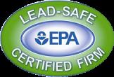 epa lead safe certified badge