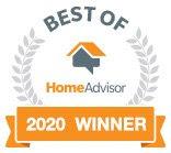 Homeadvisor best of badge